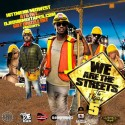 We Are The Streets 5 mixtape cover art