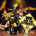 We Are The Streets 6 mixtape cover art