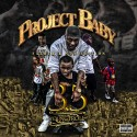 Young Troll - Project Baby 3.5 mixtape cover art