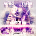 Yung Flash - Amped Up Music mixtape cover art