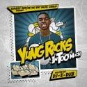 Yung Rackz - I'm Too Much mixtape cover art