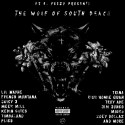 DJ E Feezy - The Wolf Of South Beach mixtape cover art