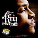 T.I. - The Story Of A King mixtape cover art