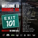 Welcome To Cordele, GA Ext 101 mixtape cover art