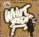Whut Radio mixtape cover art