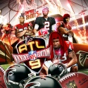 ATL 9 (NFL Kickoff Edition) mixtape cover art