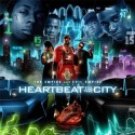 Heartbeat To The City mixtape cover art