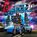 LB - Self Explanatory mixtape cover art