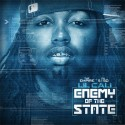 Lil Cali - Enemy Of The State mixtape cover art