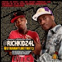 Rich Kidz - #StraightLikeThat2 mixtape cover art