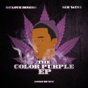 Sir Wine - The Color Purple EP mixtape cover art