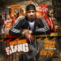 Southern Slang 20 (Hosted By Alley Boy) mixtape cover art