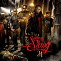 Southern Slang 24 mixtape cover art