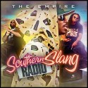 Southern Slang Radio mixtape cover art