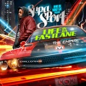 Supa Sport - Life In Da Fastlane mixtape cover art