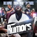 Young Buck - Rumors mixtape cover art