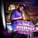 Young D - Straight Drop mixtape cover art