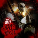 Young Jeezy - The Mixtape Monster mixtape cover art