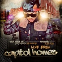 Yung Booke - Live From Capitol Homes mixtape cover art