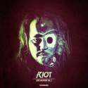 RIOT - Zouk Weapons mixtape cover art