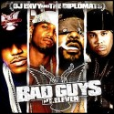 The Bad Guys, Part 11: The Diplomats mixtape cover art