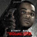 Buhd - The Equalizer mixtape cover art