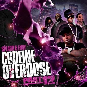 DJ Envy - Codeine Overdose 12 Mixtape