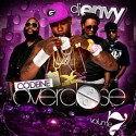 Codeine Overdose 7 mixtape cover art