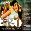 Down & Dirty R&B 20 mixtape cover art