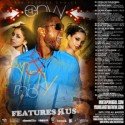Down & Dirty R&B, Vol. 15 mixtape cover art