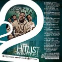 The Hitlist, Vol. 22 mixtape cover art