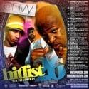 Hitlist 26 (South Edition) mixtape cover art