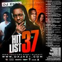 Hit List 37 mixtape cover art