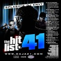The Hit List 41 mixtape cover art