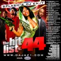 The Hitlist 44 mixtape cover art