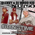 Nutso - #Bangtime mixtape cover art