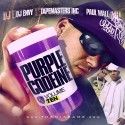 Purple Codeine, Vol. 10 (Hosted By Paul Wall) mixtape cover art
