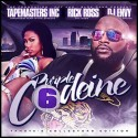 Tapemasters Inc. Presents: Purple Codeine 6 (Hosted by Rick Ross) mixtape cover art
