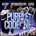 Purple Codeine 8 (Hosted by The Clipse) mixtape cover art