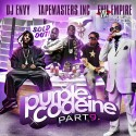 Purple Codeine 9 mixtape cover art