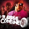 Purple Codeine 15 3/4 mixtape cover art