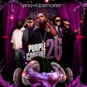 Purple Codeine 26 mixtape cover art