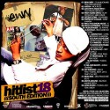 The Hit List 18 (South Edition) mixtape cover art
