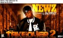 Newz - The Takeover, Vol. 2 mixtape cover art