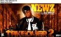Newz - The Takeover, Vol. 2 mixtape cover art