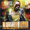 Akon - A Star Is Born, Vol. 2 mixtape cover art