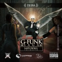 G-Funk Saga (Nate Dogg Tribute) mixtape cover art