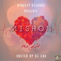 Mishon - The Gift mixtape cover art