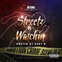 Streetz Iz Watchin mixtape cover art