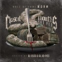 Hall Of Fame Worm - Closed Mouths Get Fed mixtape cover art